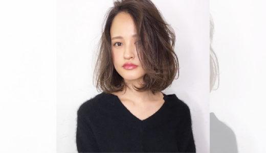 顔型別【秋冬トレンド】前髪なしボブのおすすめヘアスタイル10選