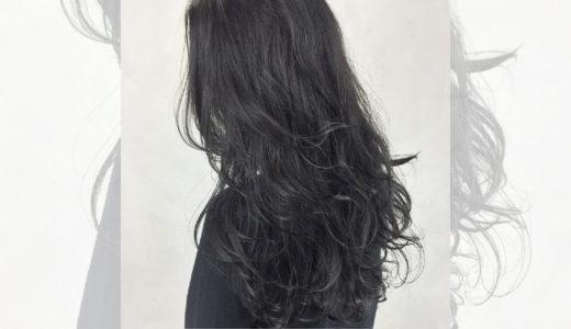 透明感溢れる《黒髪ロング》で垢抜けよう*トレンドヘアカタログ特集