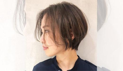 【前下がりショート】特集|定番・トレンド&前髪なしスタイルも紹介